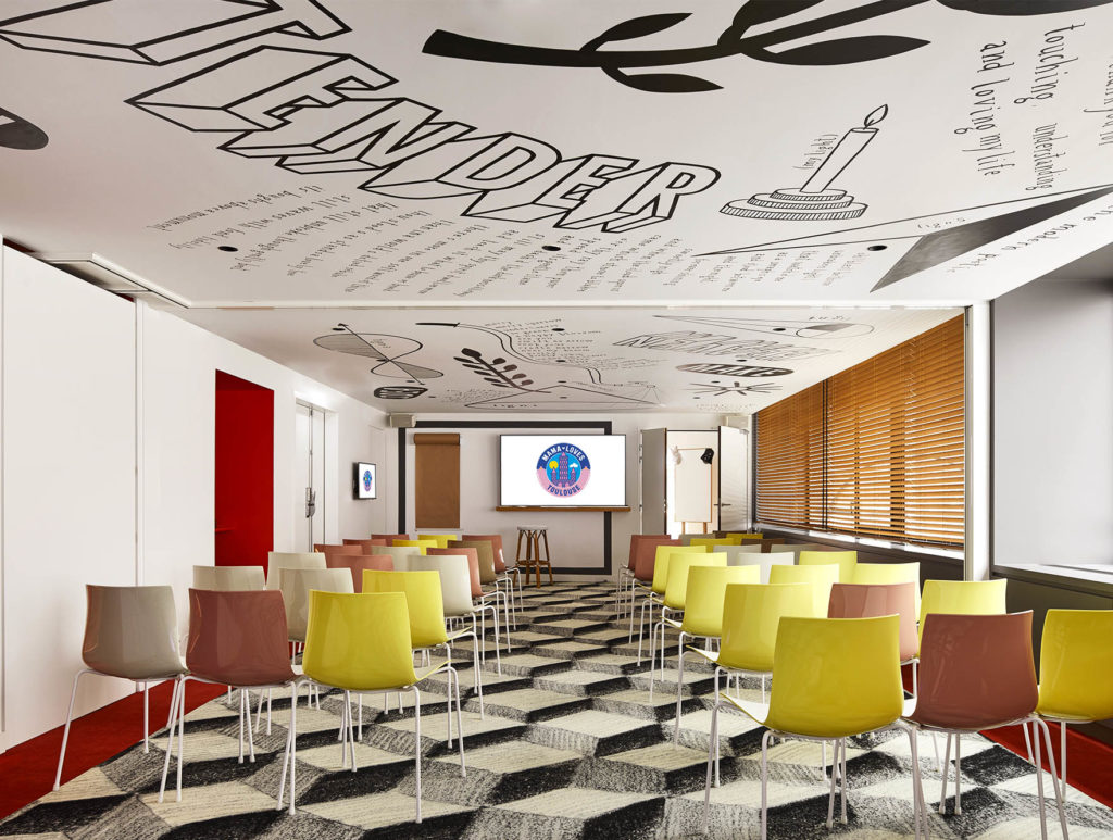Meetings Seminars Business Events In Toulouse Mama Shelter