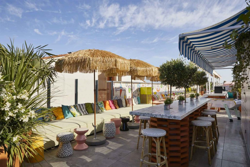 Design Bedrooms Restaurant Terrace Or Rooftop Welcome To Mama